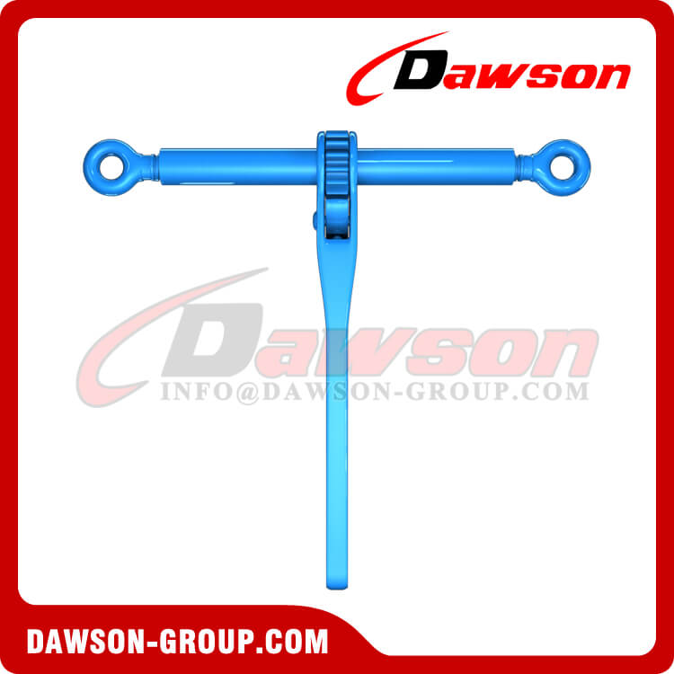 G100 Forged Ratchet Binder without Links and Hooks, Grade 100 Load Binder for Lashing - Dawson Group Ltd. - China Supplier