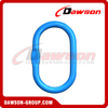 DS1011 G100 Forged Master Link for Wire Rope Lifting Slings