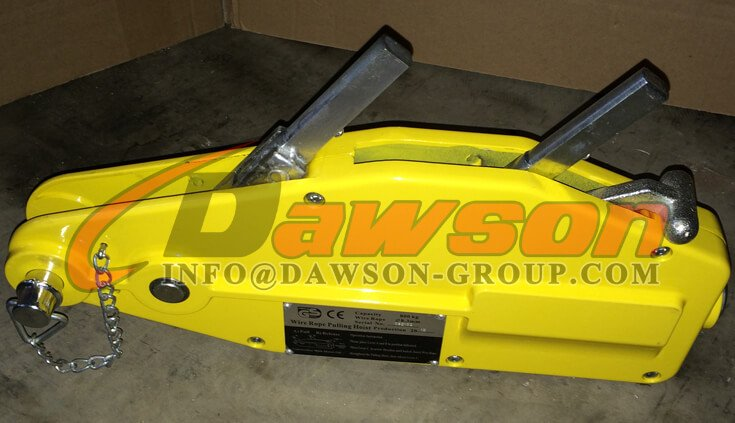 Wire Rope Pulling Hoist - Dawson Group Ltd. - China Factory