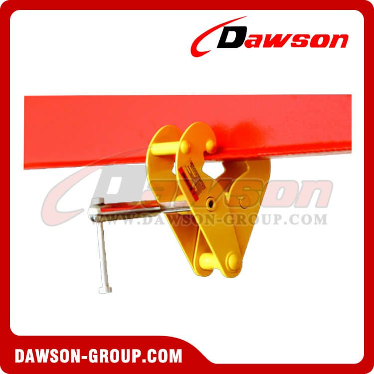 DS-YC Beam Clamp - lifting clamps - china manufacturer supplier - Dawson Group