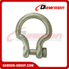 DS479 High Strength Bolt Type Bow Shackle for Lifting