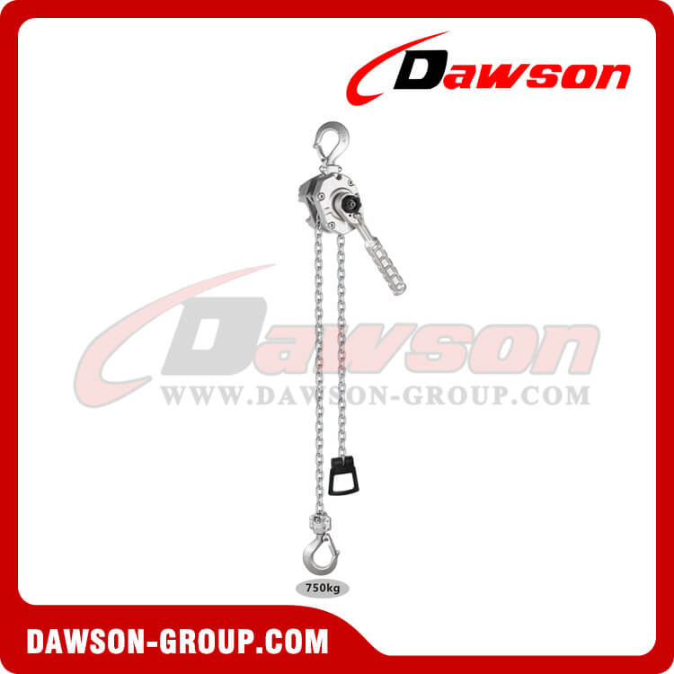 750kg Aluminum Alloy Lever Hoist - China Supplier, Factory