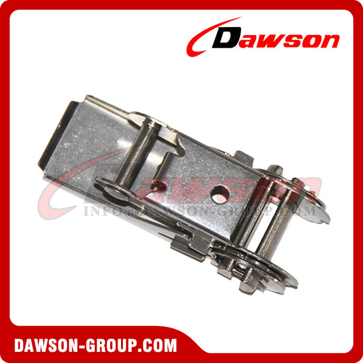25MM Stainless Steel Ratchet Buckle, Ratcheting Buckles - China Manufacturer Supplier