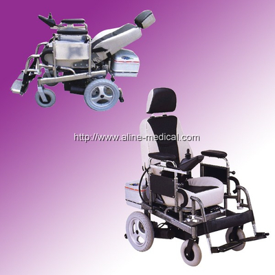 Electric wheelchair