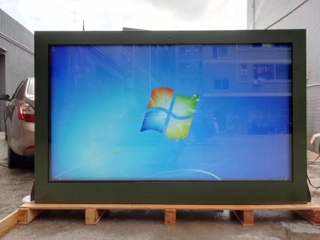 Dedi 65 inch Outdoor Advertising Media Player/lcd advertising kiosk