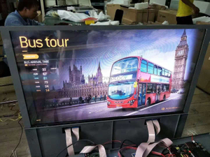 Dedi Samsung 55 inch transparent OLED screen 100% new OLED screen display