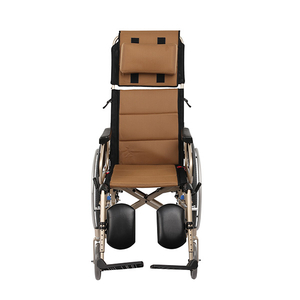 Lightweight Folding Manual Wheel Chairs for Disabled