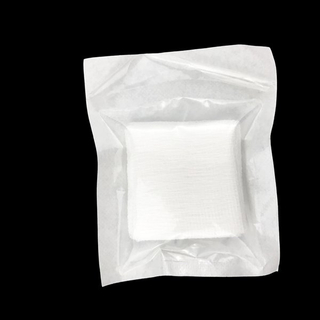 Non-woven Paraffin Gauze Swab And Competitive Price