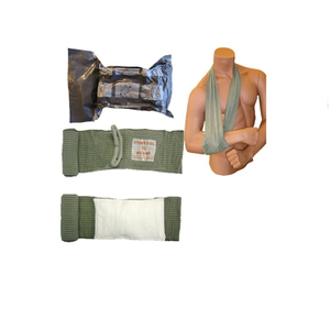 Tractical Israeli Medical Combat Emergency Care Green Trauma Bandage