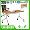 Table pliable mobile en bois commerciale de formation de bureau (CT-62)