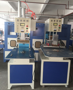 5 KW High Frequency PVC Blister Packing Machine, HF Blister Package Heat Sealing Machine