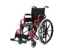 Steel Manual Kids Wheelchair Foundation (YJ-013F)