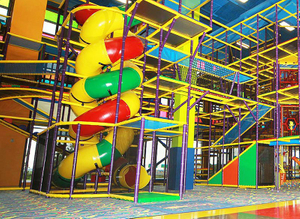 Kids Indoor Playground Structure