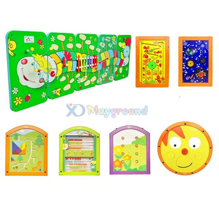 Kids Play Games Educational Plastic Toys On the Wall