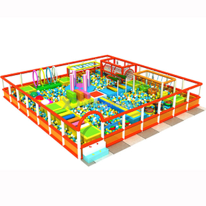 Customized Amusement Park Children Soft Play Ball Pit