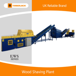 Complete Wood Shaving Plant