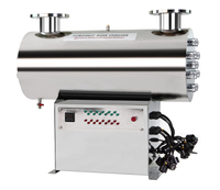 New Designed 60T/H Stainless Steel UV Sterilizer for Water 900W