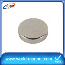 Rare Earth Neodymium Ndfeb Disc Magnets