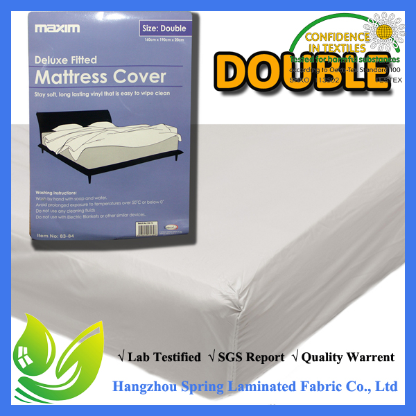 Waterproof Zip Allergy Mattress Cover Buy Product On Manufcturer