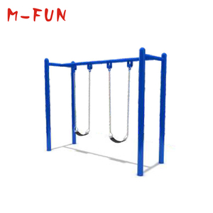 Commercial Metal Swing Sets