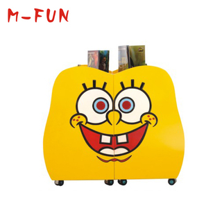 Children Cartoon Bookshelves