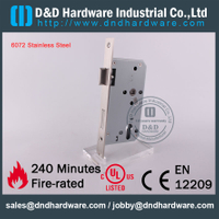 SS304 Sash Lock for Metal Door with CE certificate-DDML009