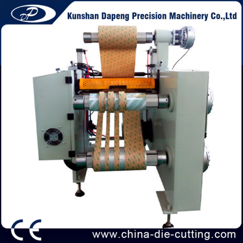 automatic haircut machine automatic cut slitting machine for paper and adhesive 2612