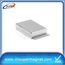 New Arrival Sintered Neodymium 50*50*10mm Motor Magnetic