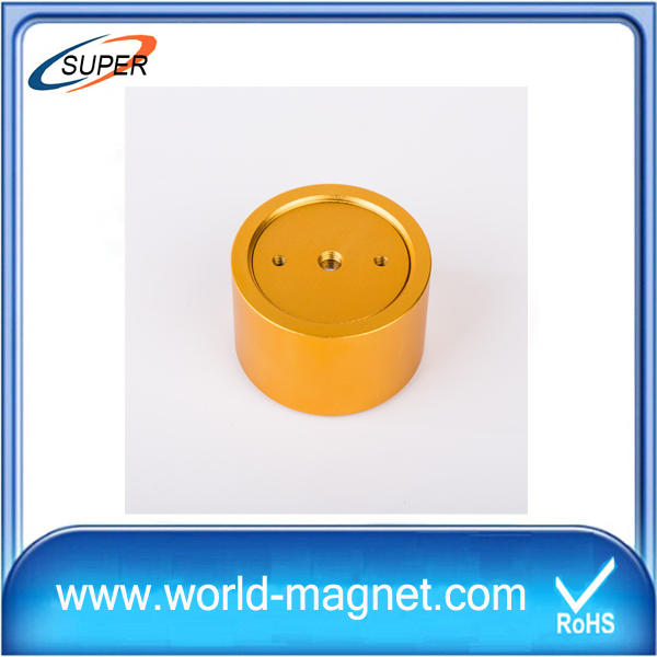 Magnetic Security Tag Detacher for Clothing