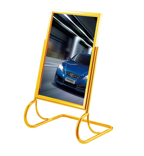 Retange Sign Stand for Poster (ZP-20)