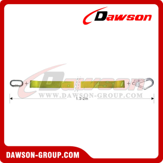 DS6108 Positioning Webbing Lanyards EN354