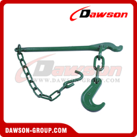 Alloy Steel Forged Lashing Lever, Load Binder for Lashing