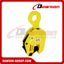 DS-CDH Type Vertical Plate Clamp with Safety Lock Device