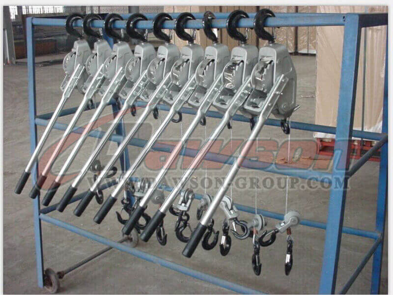 Cable Puller - Dawson Group