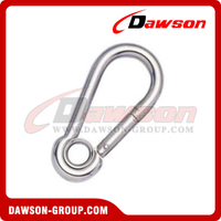 Drop Forged Snap Hook DIN5299 Form E