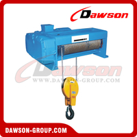 Foot-mounted hoist Electric Wire Rope Hoist