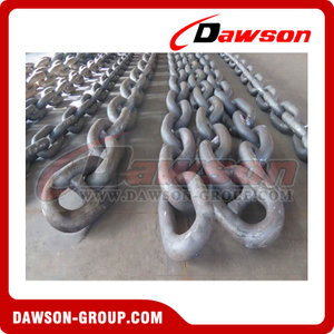 R4s Grade Mooring Chain for Marine Structure