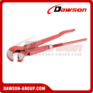 DSTD3072 S Type Bent Nose Pipe Wrench