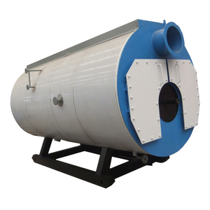 New Design Boiler Type Fire Tube Industrial Lpg Fired Steam Boiler