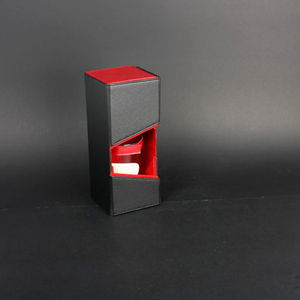 Wine Box Manufacturer PU Leather magnetic wine box