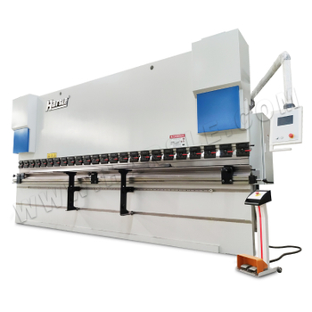 HARSLE 250T/5000 Torsion-bar Hydraulic Press Brake with CT8, 5m bending machine for metal