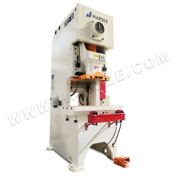 200-ton Pneumatic metal sheet hole Power Press, China hole punching machine manufacturer