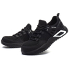Anti Slip Breathable Summer Sneakers Safety Shoes Steel Toe Cap