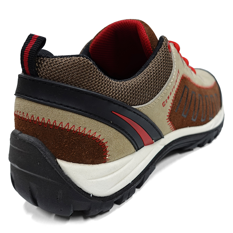 CE Approved Metal Free Oil Slip Resistant Sport Safety Shoes Composite Toe