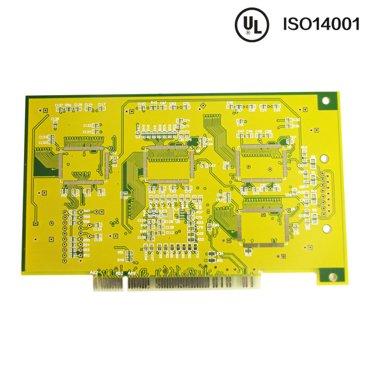 High-Multilayer-PCB with 2.0MM Hal leed free