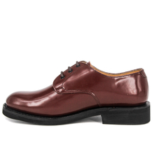 Maroon female waterproof office shoes 1111
