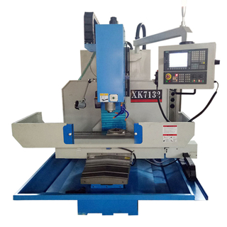 XK7132L Industrial Grade 3 Axis Cnc Milling Machine with 4 Axis Optional