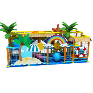 Kids soft play zone