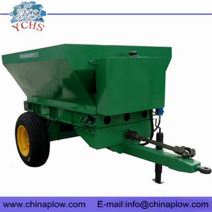 Manure spreader cow chicken fertilizer spreader