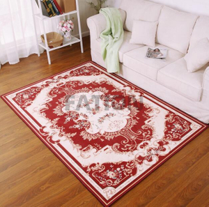 160×230 cm Non-slip Floor Carpet Print Decor Rug